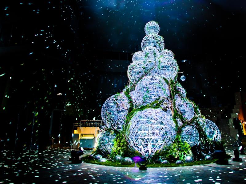 阪急うめだ本店クリスマス2013|NENOUWASA/ねのうわさ