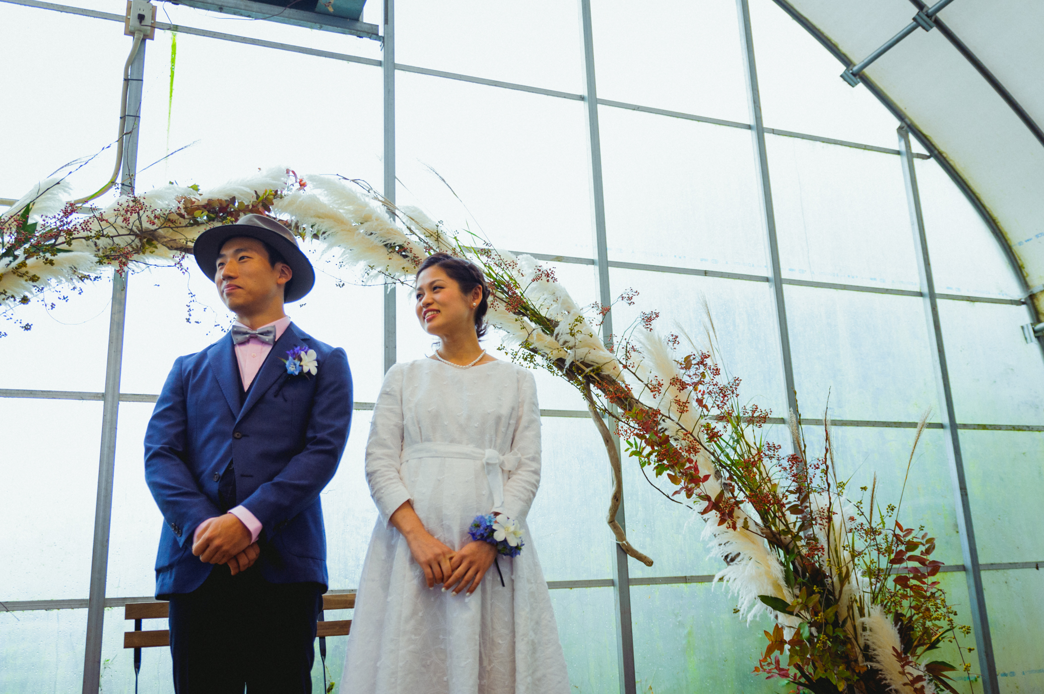 FARM WEDDING NENOUWASA/ねのうわさ