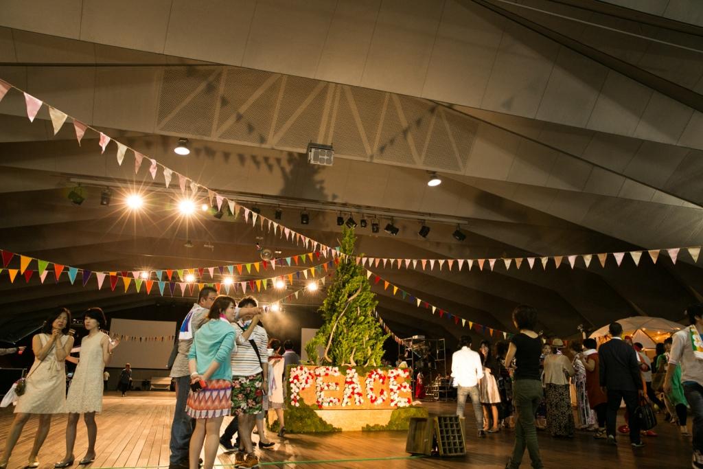 横浜大桟橋ホールWEDDING FES|NENOUWASA/ねのうわさ