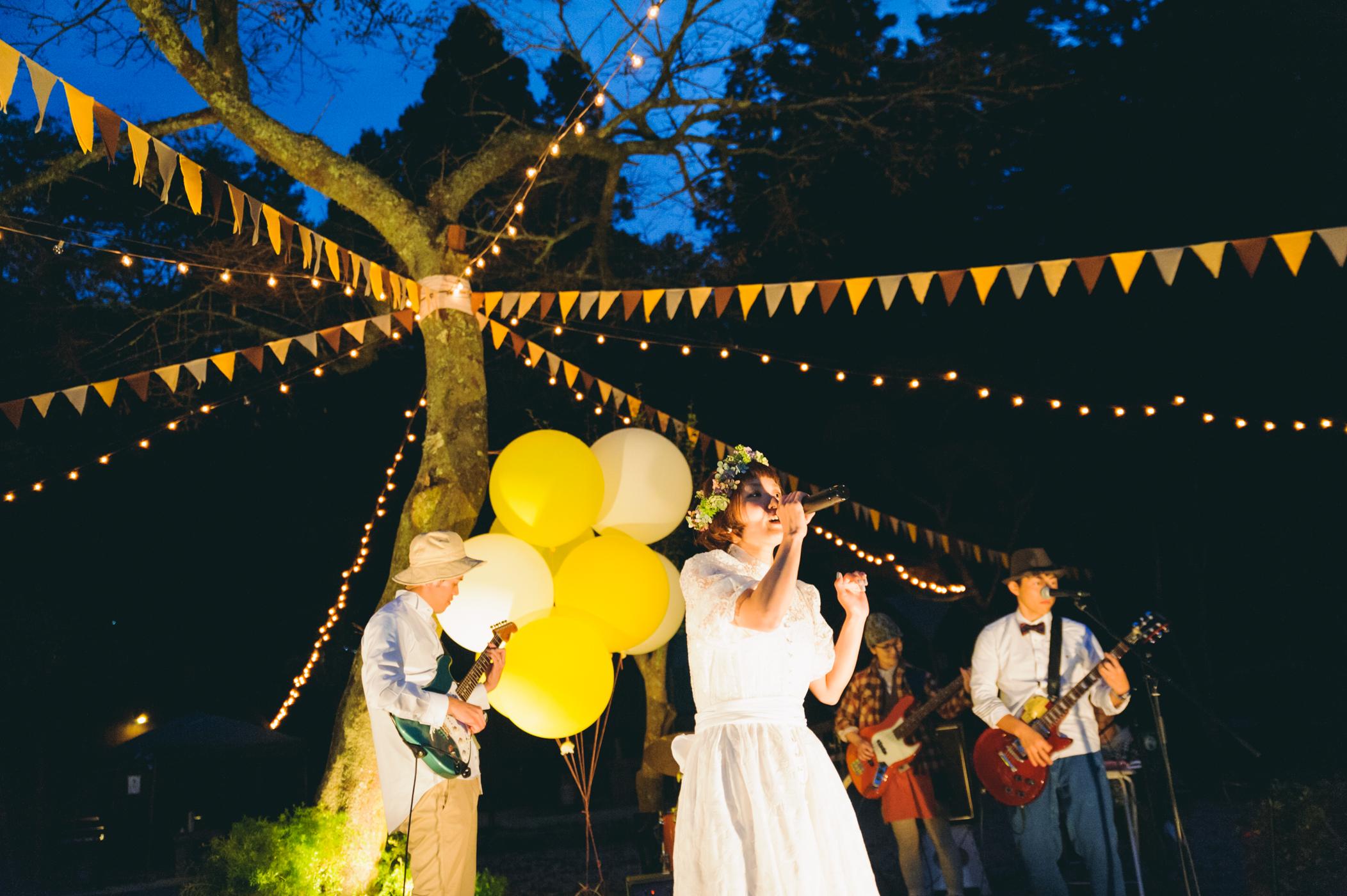 LIVE WEDDING|NENOUWASA/ねのうわさ