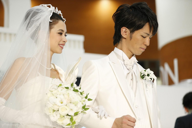 桂由美 ウェディングドレスショー|NENOUWASA/ねのうわさ