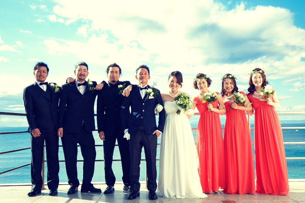 森と海の結婚式|NENOUWASA/ねのうわさ