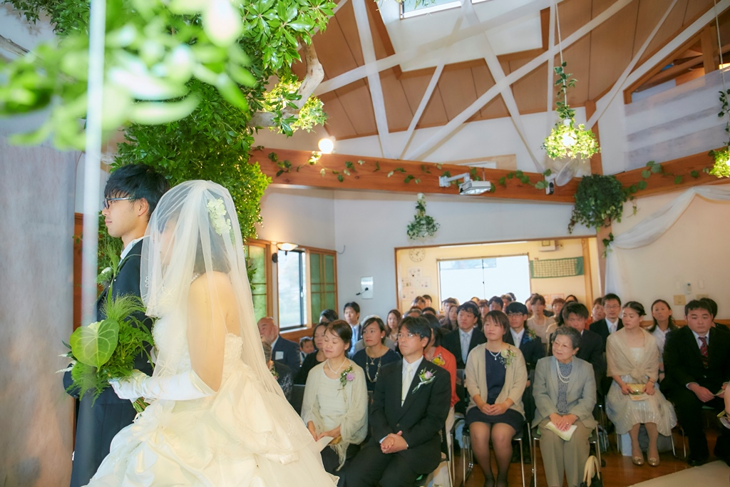CHURCH WEDDING|NENOUWASA/ねのうわさ