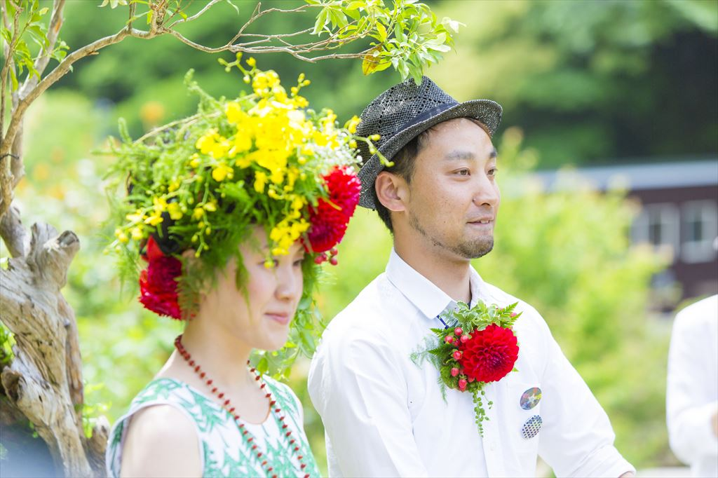 旅する風たちの結婚式|NENOUWASA/ねのうわさ