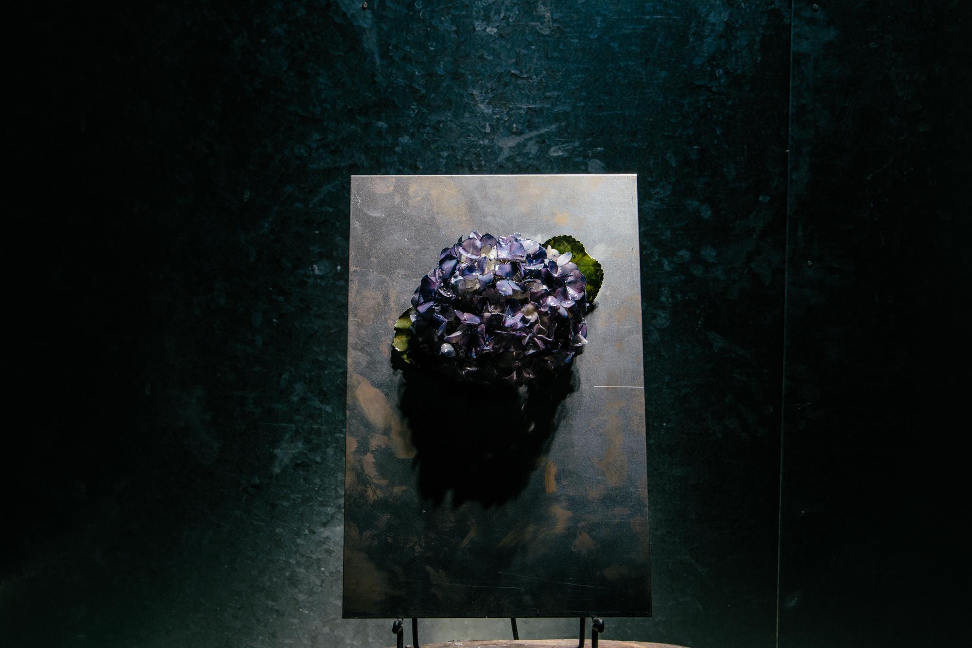 Flower lamp|NENOUWASA/ねのうわさ